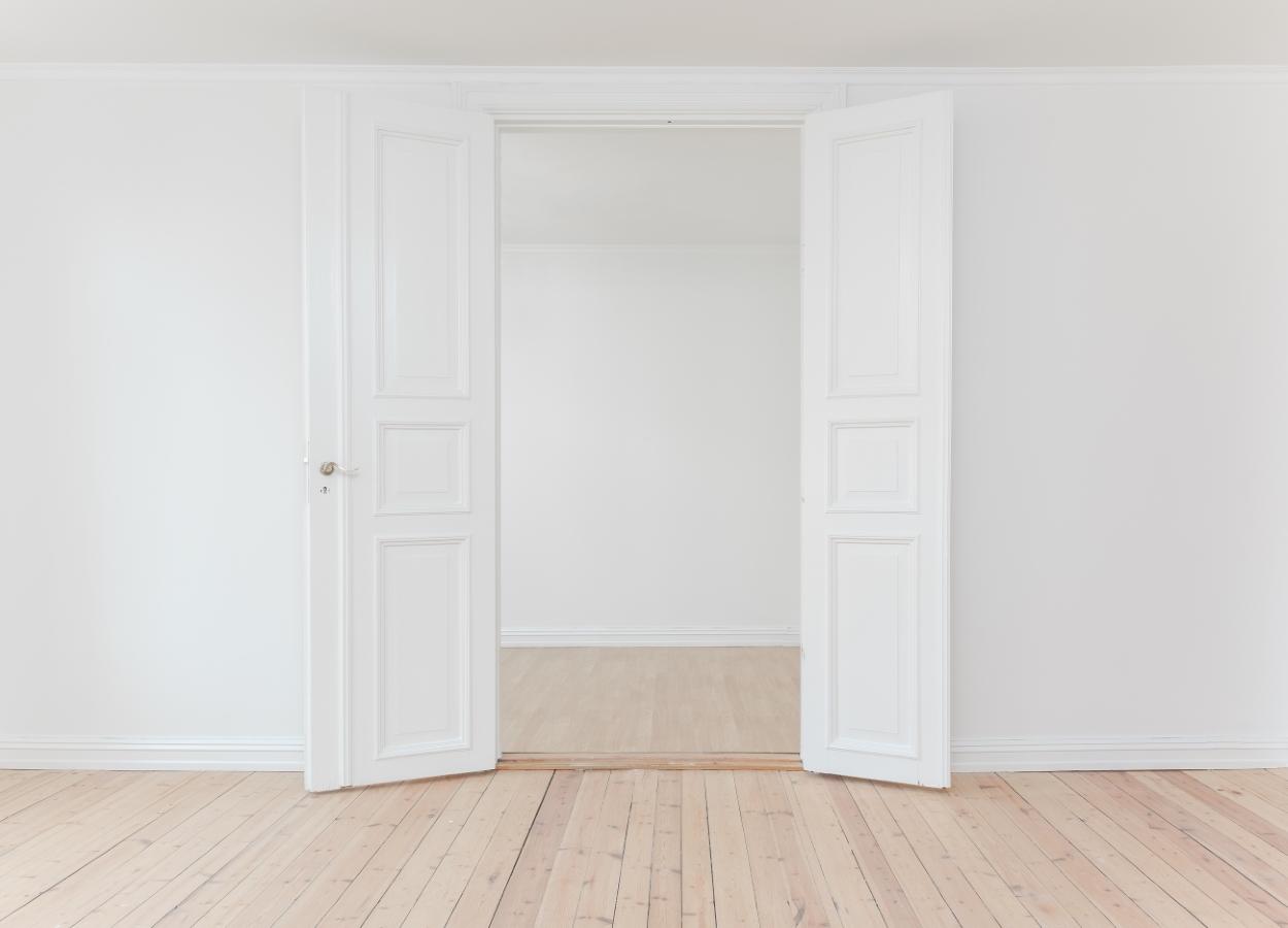 vouwdeur